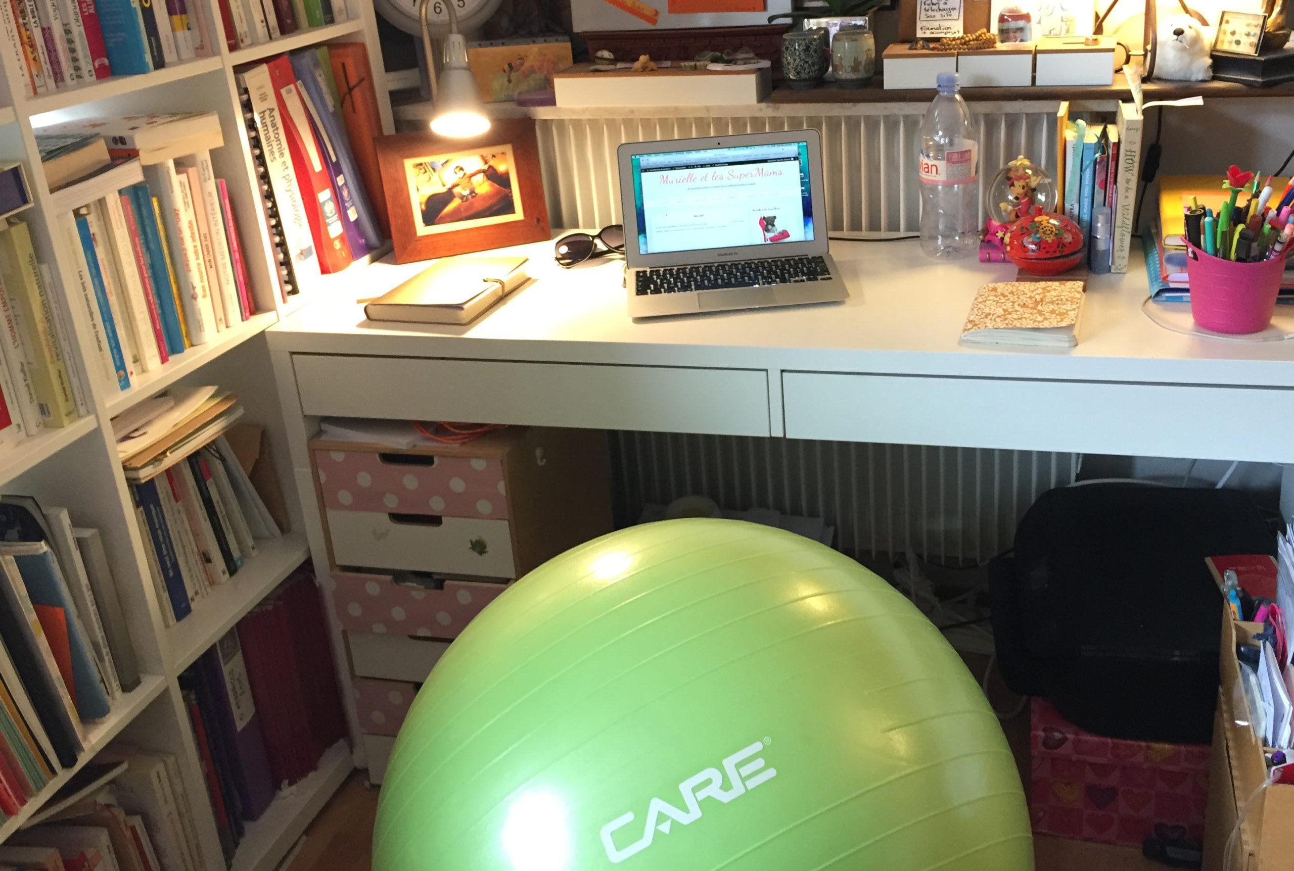 Swiss Ball et Ballons Thérapeutiques